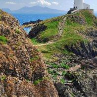 Ynys Llanddwyn, Sir Fon (Llanddwyn Island, Anglesey)