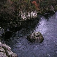 River Rock Betwys y Coed