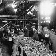 coal sorting bargoed 1910