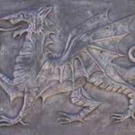 Welsh Dragon - Gaiman