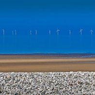 'Pensarn-turbines' by Welsh Photographer, Graham Williams