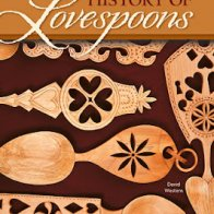 'A History of Lovespoons' by David Western