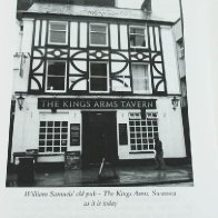 The Kings Arms, Swansea