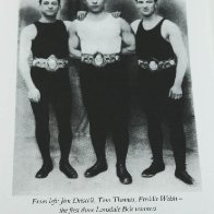First Three Lonsdale Belt Winners