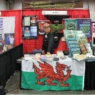 AmeriCymru at Wordstock 2012