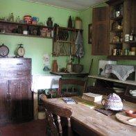 Interior of Cottage (kitchen)