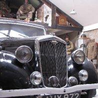 Interior of Museum (car)