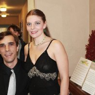 Owen Hofmann-Smith and Amanda