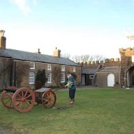 Field Cannon Fort Belan