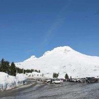 Mt Hood Carpark