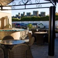 Courtyard Castle Hotel Conway