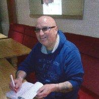 rj's book signing