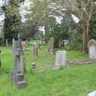 Ernest Thompson Willows Grave