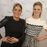 Amy Wadge and Georgia Henshaw