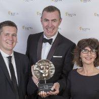 Adam Price BAFTA Cymru 2015