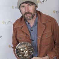 Gruff Rhys BAFTA Cymru 2015
