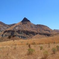 Sheep Rock, John Day Fossil Beds National Monument (2005)