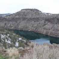 Lake Simtustus Reflection