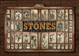 Limited Edition Print of the Rolloing Stones