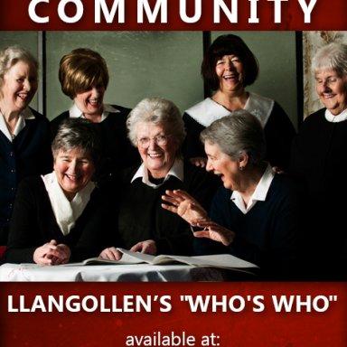 Llangollen Community Book