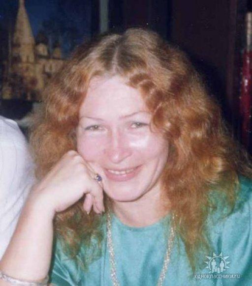 Larisa Rzhepishevska