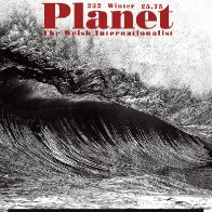 Planet: The Welsh Internationalist