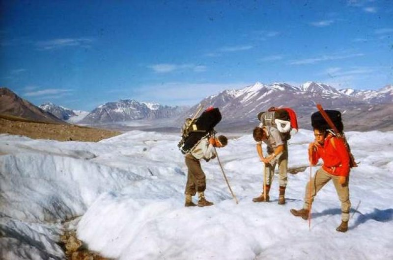 Oxford Greenland Expedition 1962