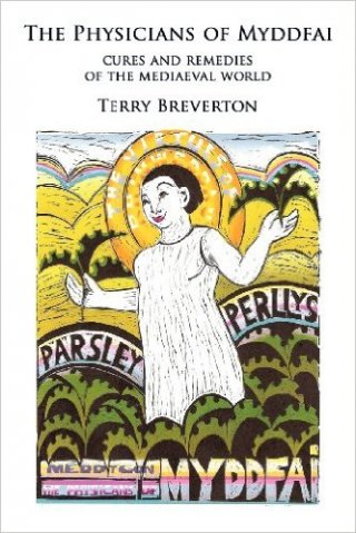 The Physicians Of Myddfai, Terry Breverton, front cover