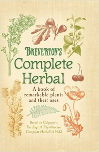 Brevertons Complete Herbal, front cover