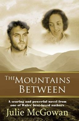 The Mountains Between by Julie McGowan