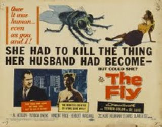 Patricia Owens Fly poster 1958
