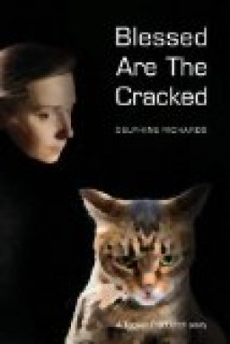 Blessed Are The Cracked by Delphine Richards, front cover