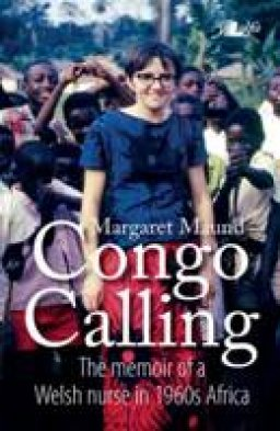 Congo Calling by Margaret Maund, front cover detail
