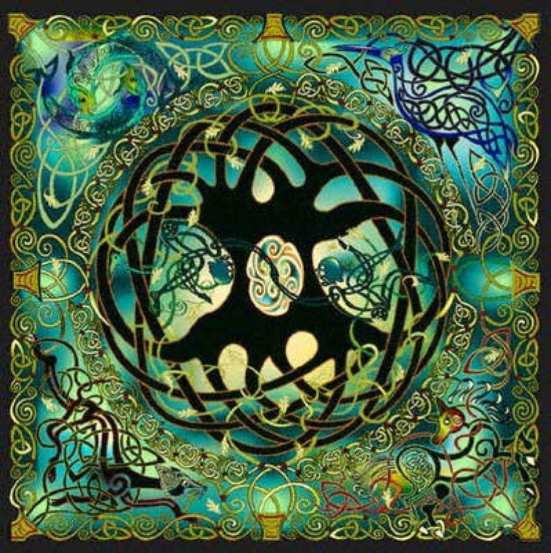 Celtic Tree - Jen Delyth