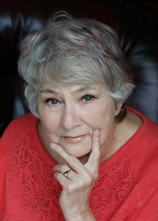 Welsh author Mari Griffith