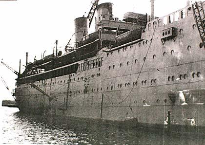 Arandora Star 1940