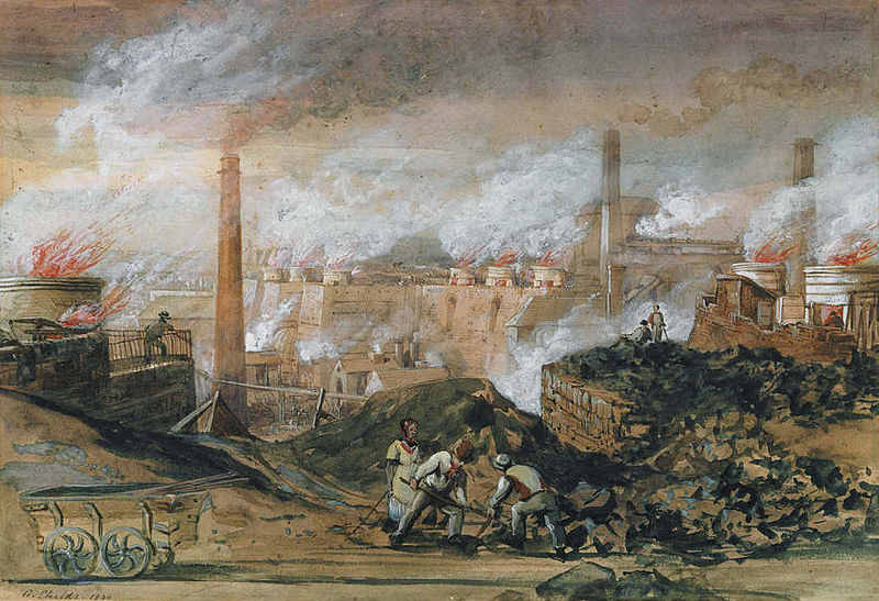 800px-George_Childs_Dowlais_Ironworks_1840.jpg