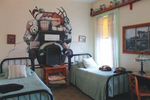 John Steinbeck room