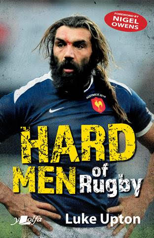 hard men of rugby, front cover