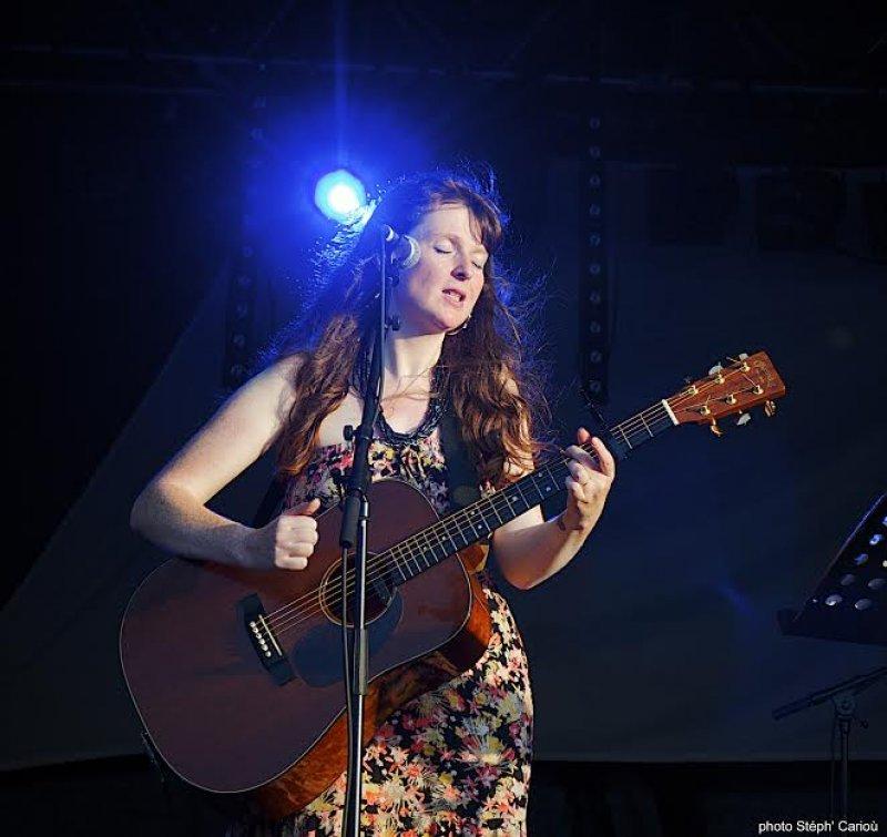 Welsh singer songwriter Lleuwan Steffan