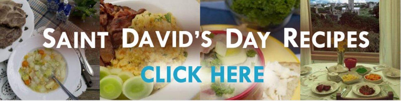 St David's Day dinner recipes