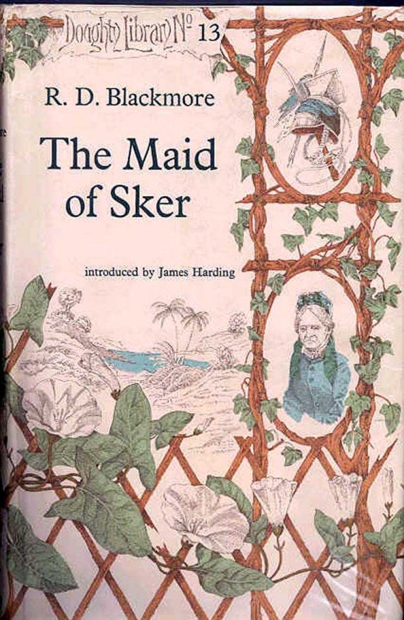Maid of Sker book cover