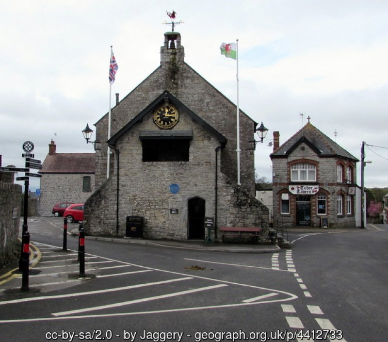 Llantwit Major town hall