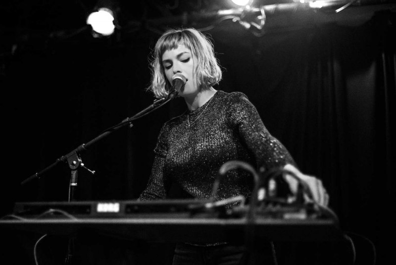 Gwenno Saunders live in Boston