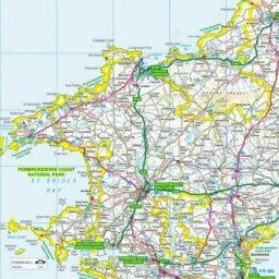 Dinas Cross, Pembrokeshire - March 2011