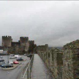 Conwy Castle - March 2011