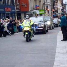 Queen's Jubilee visit Cardiff 2012