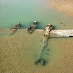 the-wwii-plane-thats-spent-decades-buried-on-a-welsh-beach