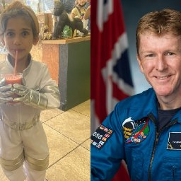 out-of-this-world-welsh-schoolgirls-spacesuit-praised-by-astronaut-tim-peake