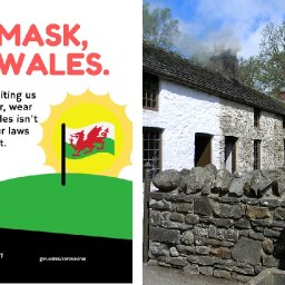 museum-adds-satirical-no-mask-no-wales-poster-to-covid-collection